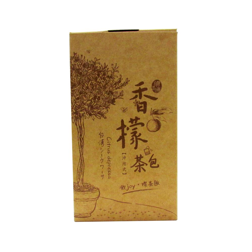 【永信合作社】台灣香檬茶包(每盒20包入)