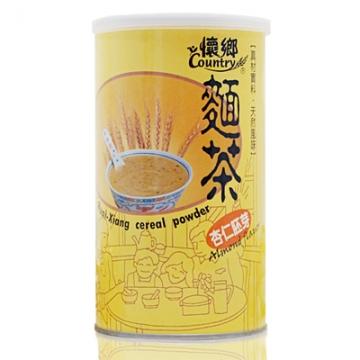 【農漁會超市中心】懷鄉杏仁胚芽麵茶(每罐550g)