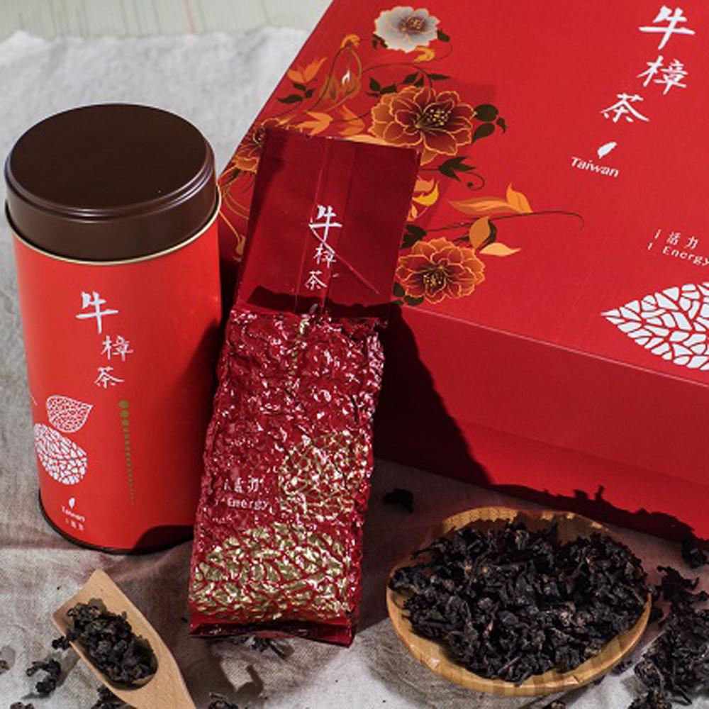 【給力生技】牛樟茶2罐入禮盒(每罐150g)