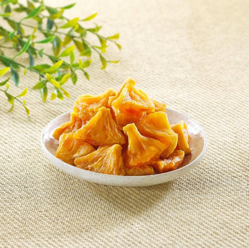 【鮮而美】金鑽鳳梨乾(每包120g)