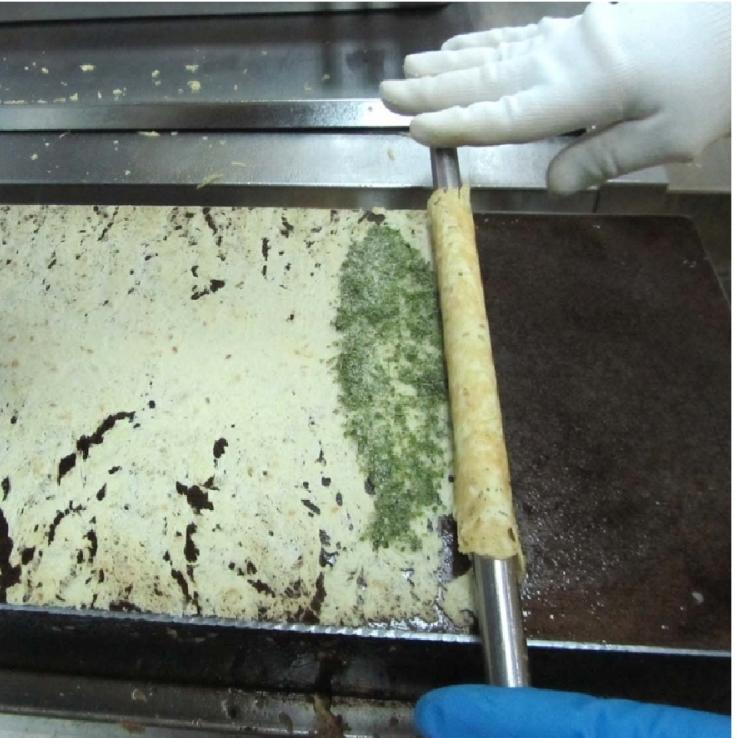 【蔡技食品】海藻夾心手工蛋捲禮盒1盒(每盒10包,每包2入)(免運)