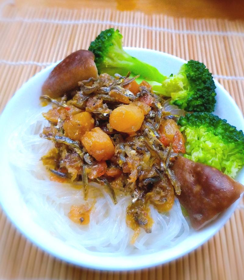 【蔡技食品】雙鮮醬組禮盒(XO干貝醬+基隆鎖管醬)3組免運