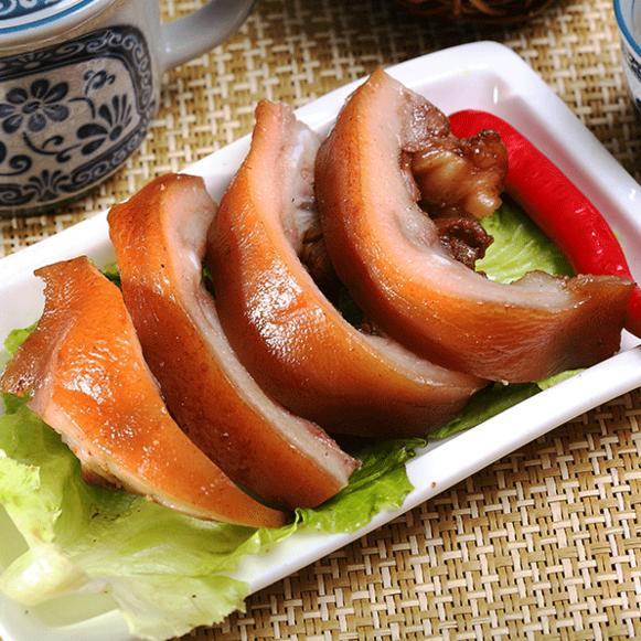 【阿囉哈滷味】 豬皮5包(每包90g)(含運)