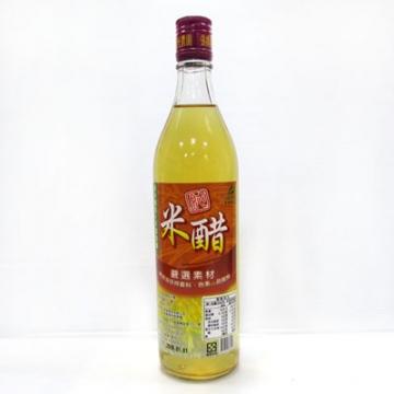 【張媽媽桑椹休閒農場】純米醋(每瓶600ml)
