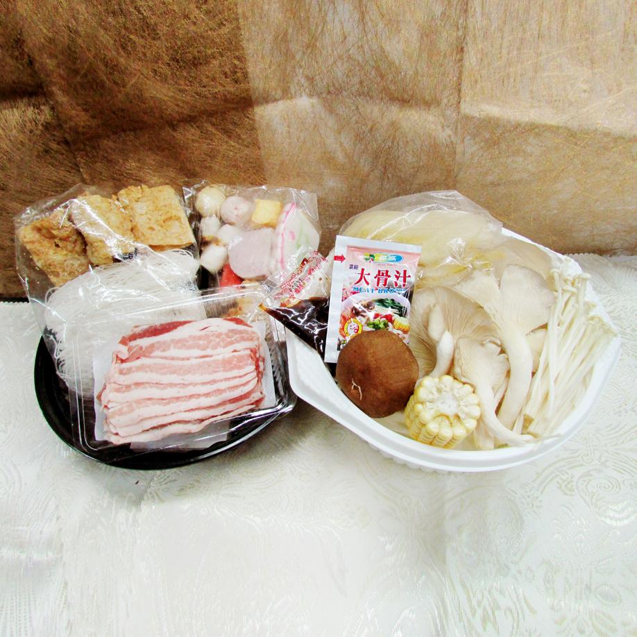 【陽光農業】輕鬆煮酸菜白肉鍋1盒(約1700g/盒)(含運)