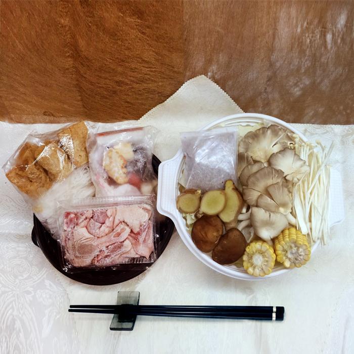 【陽光農業】輕鬆煮薑母鴨3盒(約1050g±5g/盒)(含運)