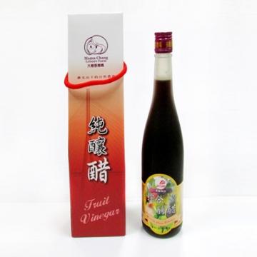 【張媽媽桑椹休閒農場】綜合酵醋(每瓶600ml)