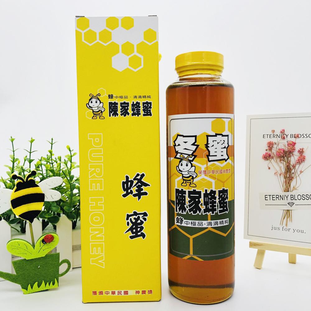 【陳家蜂蜜】冬蜜(每瓶800g)