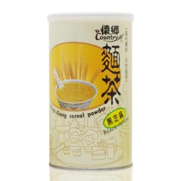 【農漁會超市中心】懷鄉黑芝麻麵茶(每罐550g)